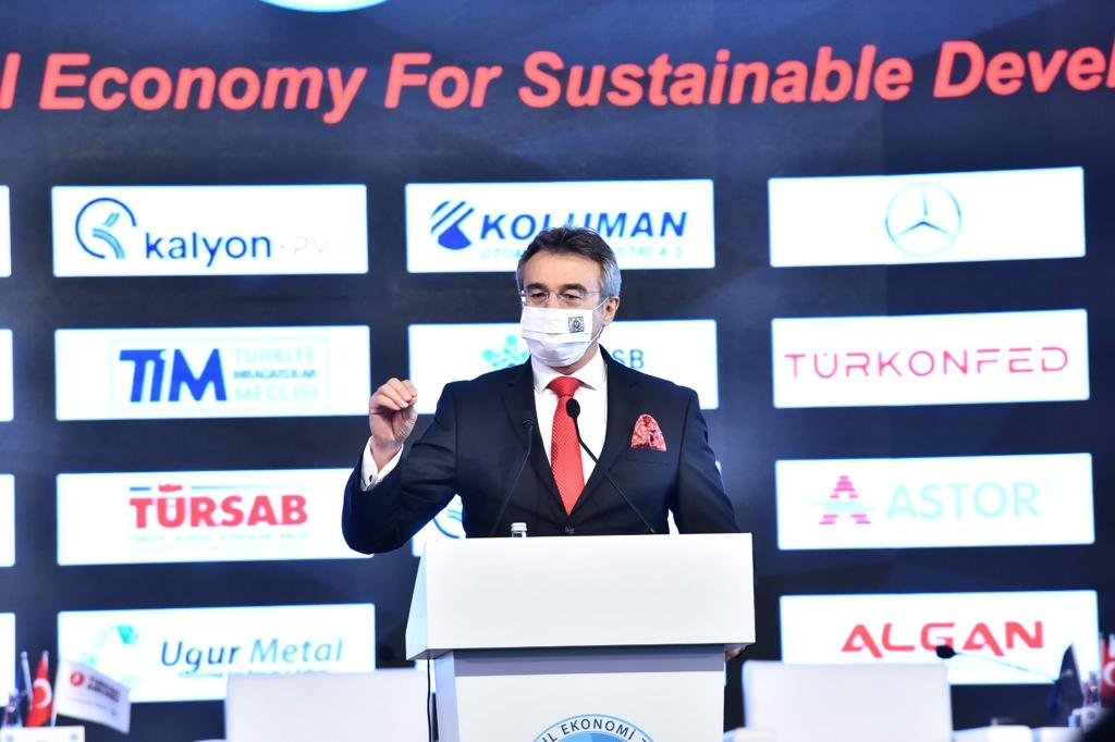4th ISTANBUL ECONOMY SUMMIT HELD IN ÇIRAĞAN PALACE